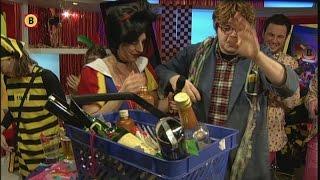 Hoogtepunt carnaval in Brabant: Lamme Frans aan de drank