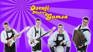 MLADI GAMSI - Ni se še taka rodila (Official Video)