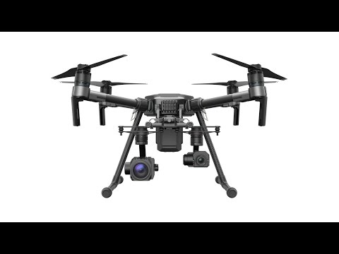 The NEW DJI Matrice 200 Series | Ultimate Industrial UAS System by Aeroworks Productions on YouTube