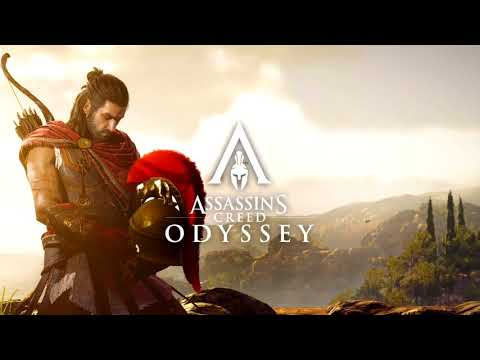 "Really Slow Motion & Epic North - Exosuit (""Assassins Creed: Odyssey"" E3 2018 Trailer Music)"