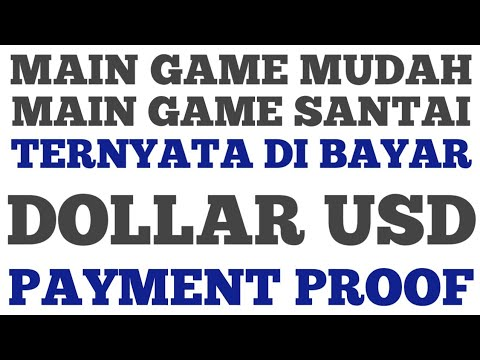 MAIN GAME MUDAH MAIN GAME SANTAI TERNYATA DI BAYAR DOLLAR USD ROYAL FISH HUNTER PAYMENT PROOF - 동영상