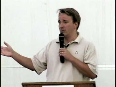 The Origins of Linux—Linus Torvalds