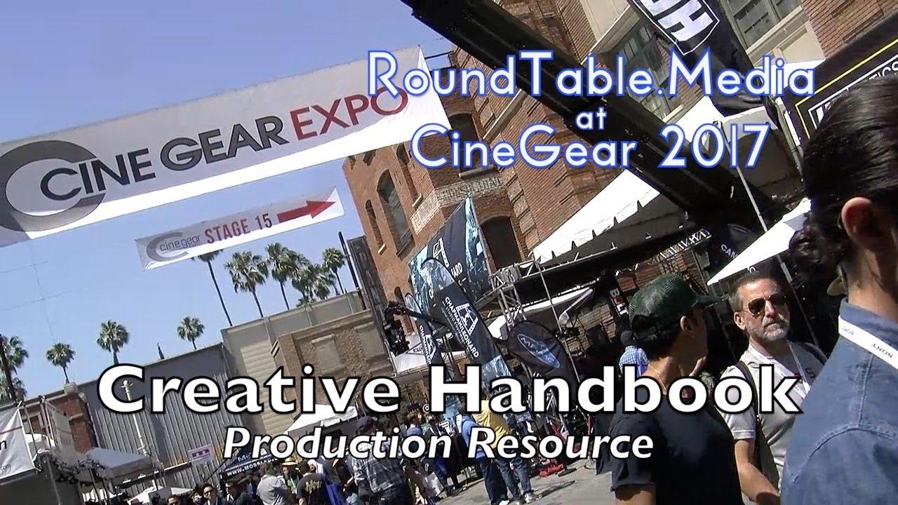 CineGear '17 Creative Handbook
