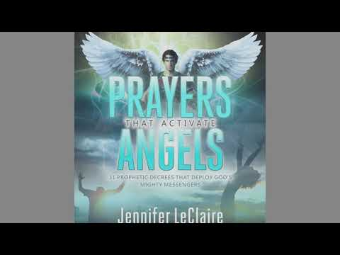 Activating Reassuring Angels | Prayers That Activate Angels