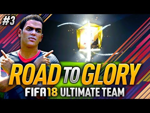 FIFA 18 ROAD TO GLORY #3 - PACKED AN INFORM!
