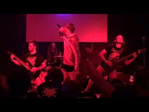 Brojob Fuck Yourself Live 1-17-20 Diamond Pub Concert Hall Louisville KY