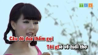 Neo Đậu Bến Quê - Bùi Lê Mận Karaoke Beat