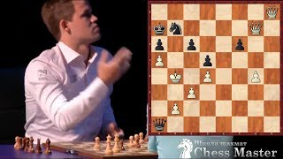 5 Поражений По Времени Магнуса Карлсена | Шахматы
