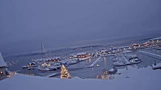 Preview of stream Norwegian port Havn-Sør, Holmestrand