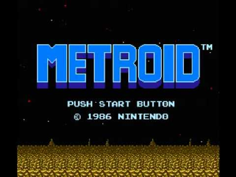 Metroid Nes Music Brinstar Theme Youtube