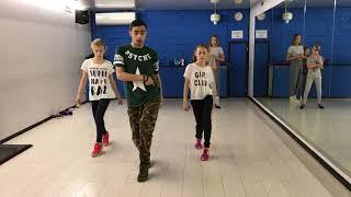 Школа танцев GO Dance - Видео урок танец ВОГ (Vogue)