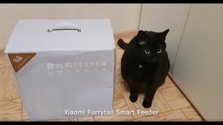 Умная кормушка для кошек Xiaomi Furrytail Smart Pet Feeder Почти обзор!!!