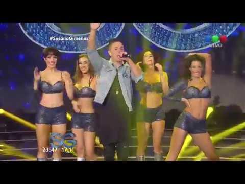 "Joey Montana canta ""Picky"" - Susana Giménez"