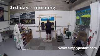 Mark Harris (what do artists do all day)