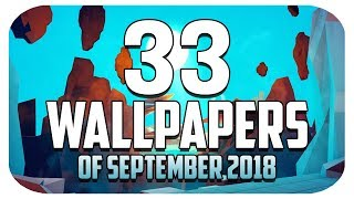 33 Best Wallpaper Engine Wallpapers Of September 2018 | Galaxy, Chill, Rain, Space, Gaming, Etc.