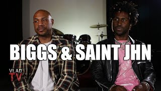 Biggs on Meeting SAINt JHN, Becoming His Manager After Loving His Music (Part 6)