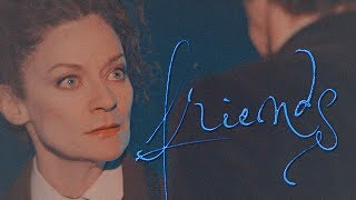 missy&doctor | friends