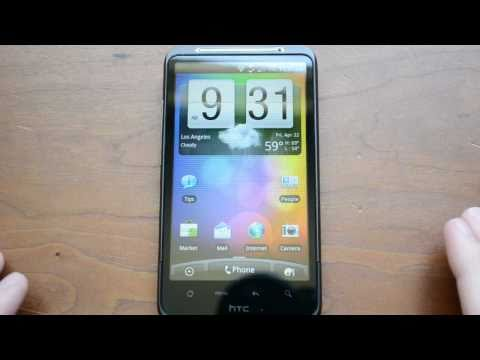 HTC Inspire 4G Overview