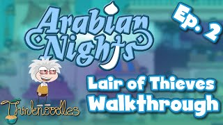 ★ Poptropica: Arabian Nights Ep. 2 - Lair Of Thieves Walkthrough ★