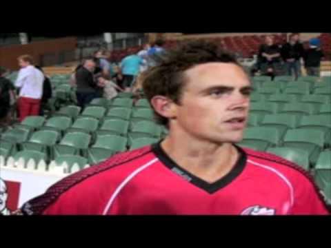 Steve O'Keefe Post-match Sixers vs Strikers