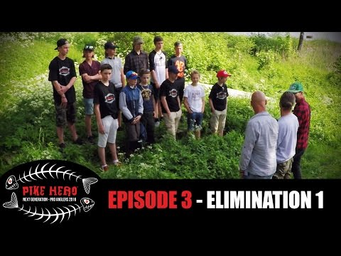 PIKE HERO 2016 - EPISODE 3 - Final Elimination 1 (English, French, German and Dutch Subtitles)