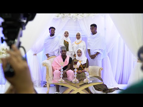 Somali Wedding | Arooskii Qarniga Dublin Ireland 2020 | Official 4K Video by SABLAALE