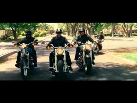 Trailer do filme Motoqueiros Selvagens