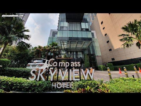 Compass Skyview Hotel Bangkok Review   Prime Restaurant   Skyview Executive Room