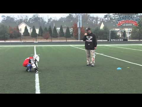 Stick Handling & Shooting Drills For Youth Lacrosse
