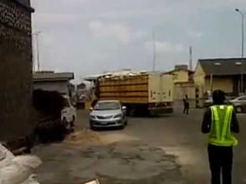 Apapa Port operation