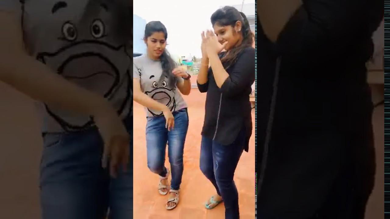 5f37307f2 Cute Girl Dance Dubsmash Tamil Ramar Best Remix Song