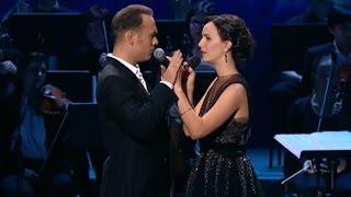 Валерия Ланская и Дмитрий Ермак исполняют дуэт из мюзикла «Анна Каренина» (ТК «Культура»)