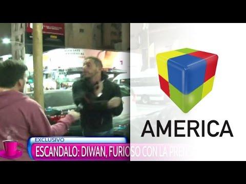 La furia de Diwan con un cronista de América