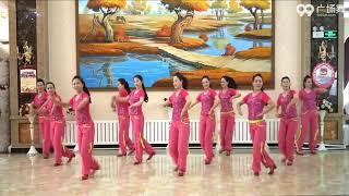 哈密市文化馆艺术团点赞新时代表演团队版