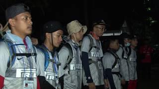 Jamia Ahmadiyya Indonesia students undertake epic trek