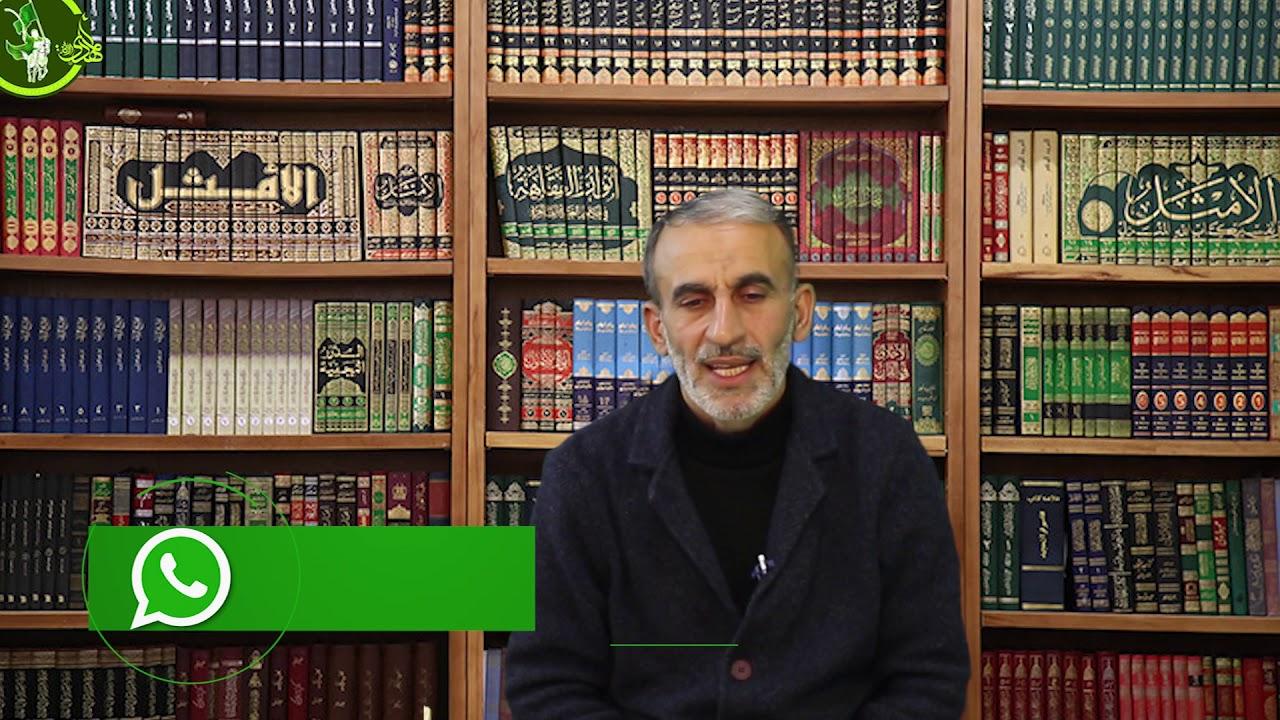 """Şabaniyyə"""" xütbəsinin şərhi #5-cü hissə Hacı Əhliman"""