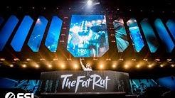 TheFatRat - Rise Up live at ESL One Hamburg 2019