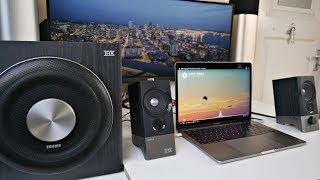 EDIFIER M3600D 2.1 Multimedia Speaker System - 200W