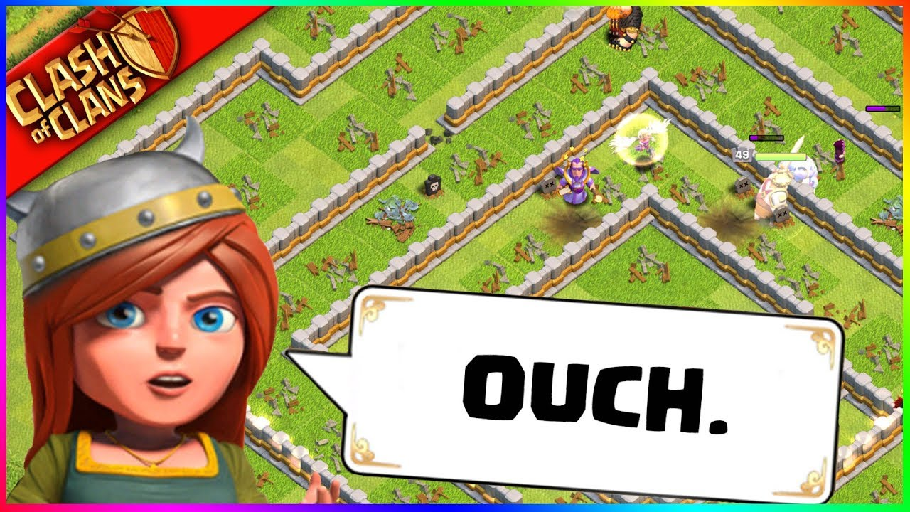 HAVE YOU SEEN MAX BASES.... REKT? ▶️ Clash of Clans PARTY TIME IS BACK ◀️