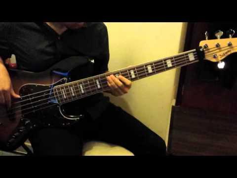 Adera  - Lebih Indah (Bass Cover)