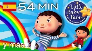 Learn Colors for Children Body Paint Finger Family