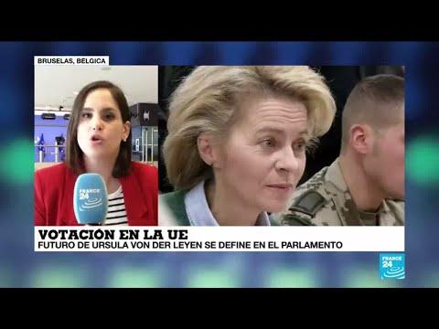 Informe desde Bruselas: Las propuestas de  Ursula von der Leyen