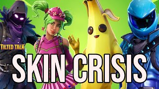 Fortnite's Competitive Skin Crisis | Tilted Talk