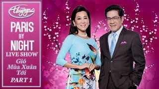 PBN Live Show - Gió Mùa Xuân Tới (Full Program - Part 1)