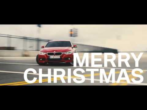 BMW Merry Christmas & New Year