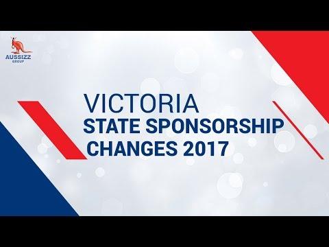 Victoria State Sponsorship || New Criteria's.
