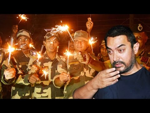 Aamir Khan's EMOTIONAL DIWALI Greetings For Indian Soldiers Through VIDEO - CHECK OUT