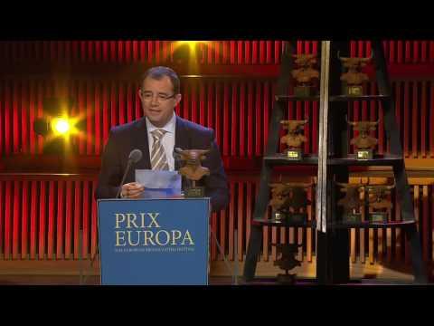 EBU-sponsored Prix Genève awarded to Visar Morina at 30th Prix Europa Awards