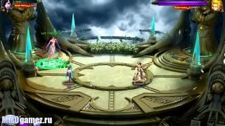 Лига ангелов видео обзор онлайн игры, реэстрация