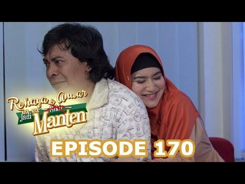 Malem Pertama Penganten Baru - Rohaya dan Anwar Kecil Kecil Jadi Manten Episode 170 Part 1